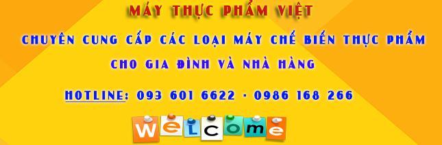 Giới thiệu về Máy Thực Phẩm Việt