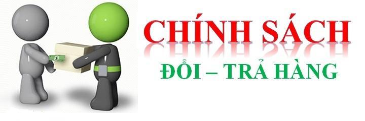 Chính sách đổi trả hàng hóa đã mua tại Máy Thực Phẩm Việt